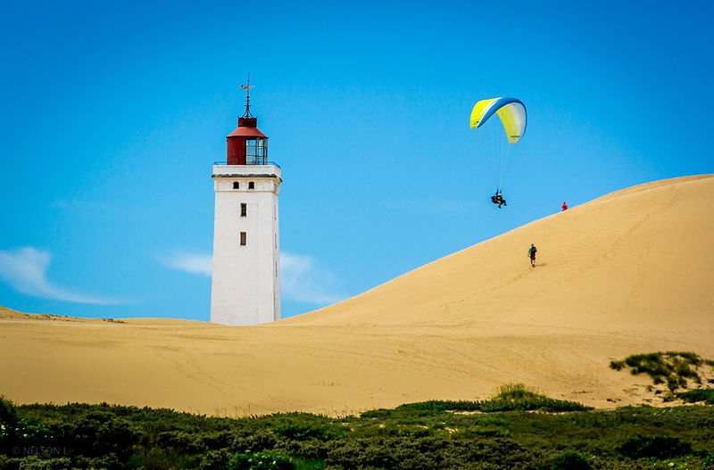 Rubjerg_Knude_Lighthouse_-_Jutland_municipality_of_Hjørring_in_Northern_Denmark_-_13_June_2014