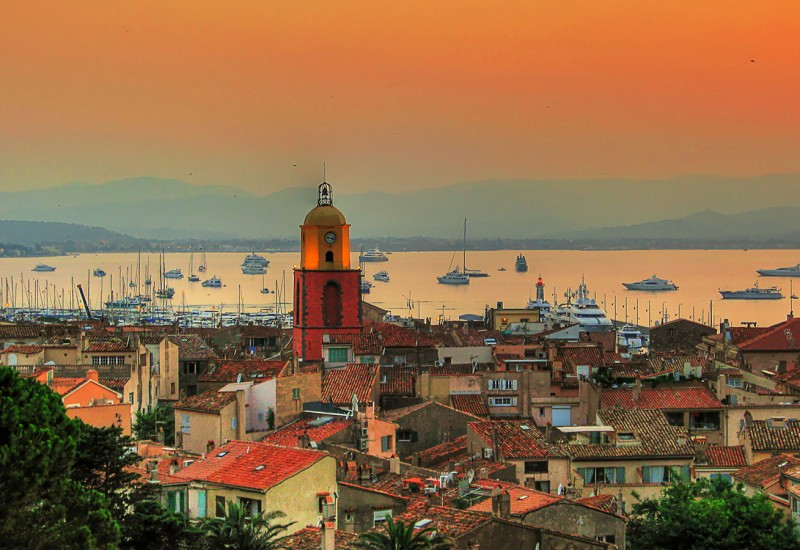 Saint-Tropez cover