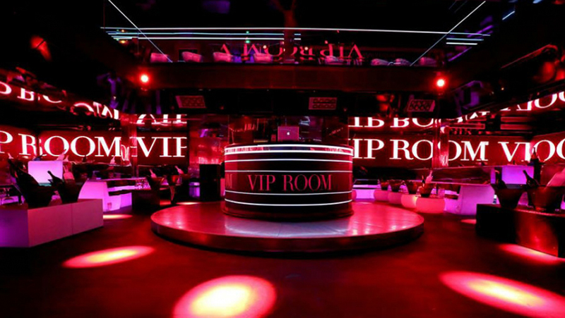 viproom res