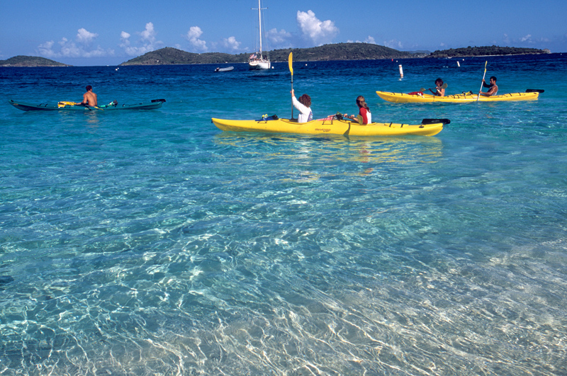 Kayaking-US-Virgin-Islands-2