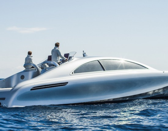Mercedes Benz Yacht