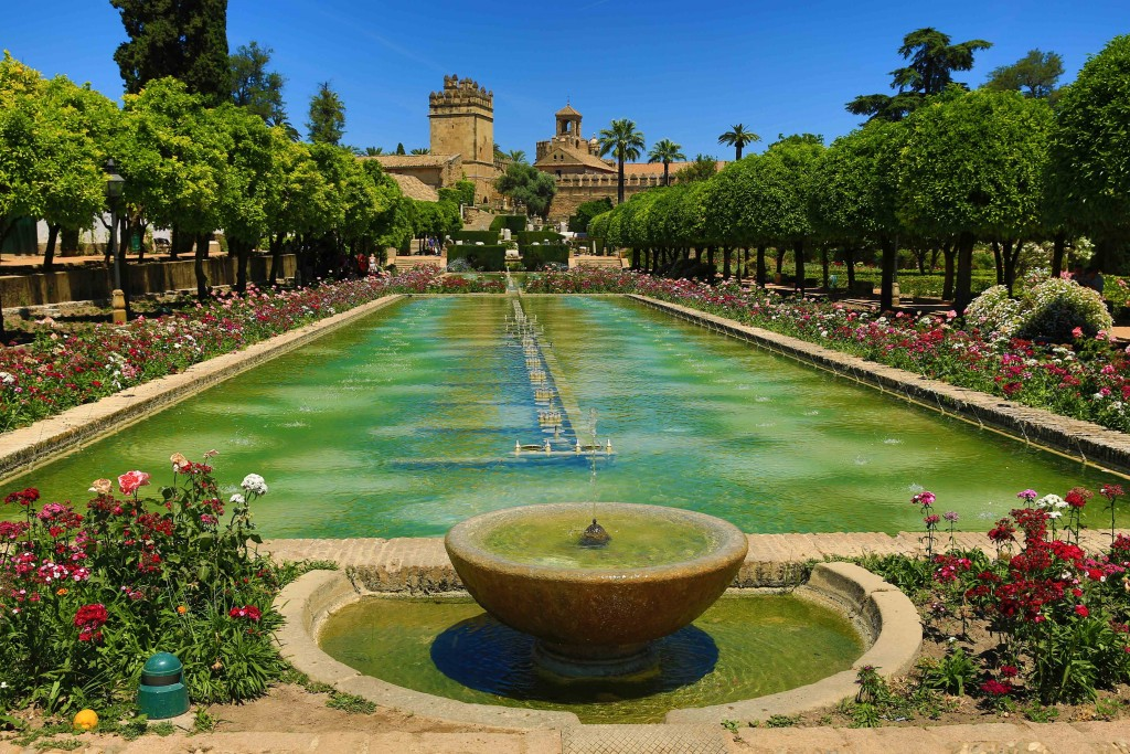 Alcazar of Cordoba - Spain