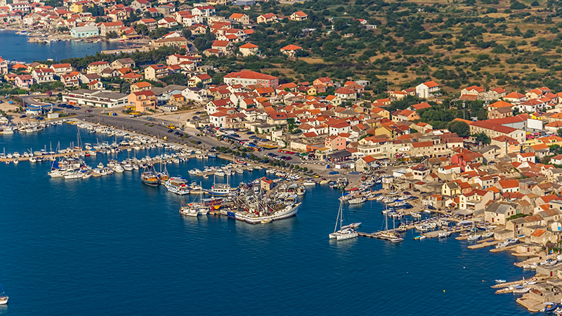 Book a berth in Marina Hramina - Croatia with MarinaReservation.com