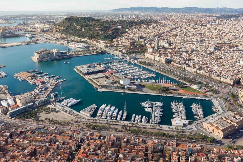 OneOcean Port Vell Barcelona - Book a berth!