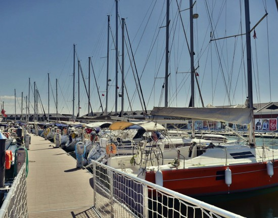 Viaport Marina, Turkey