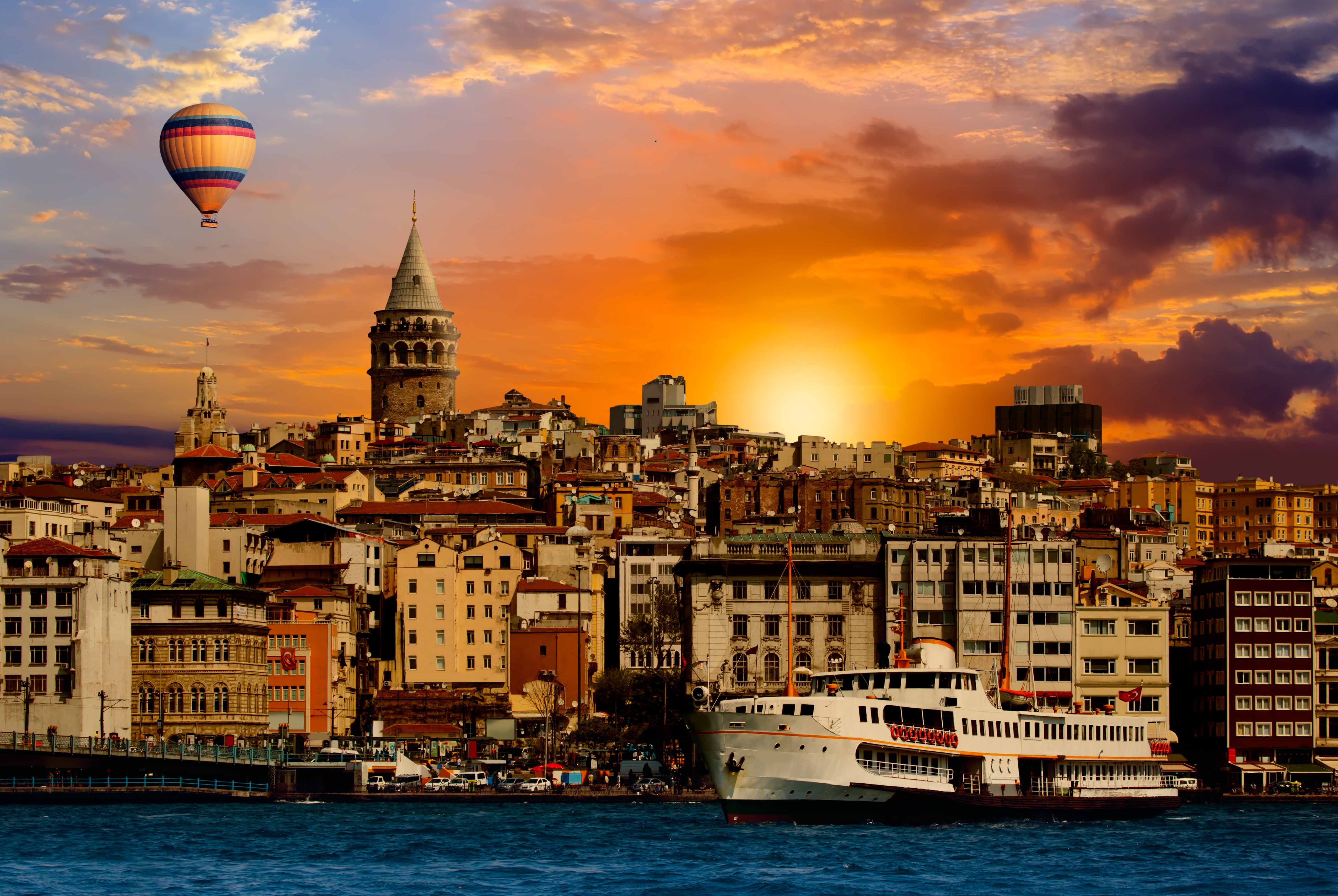 Book your berth in Istanbul with MarinaReservation.com