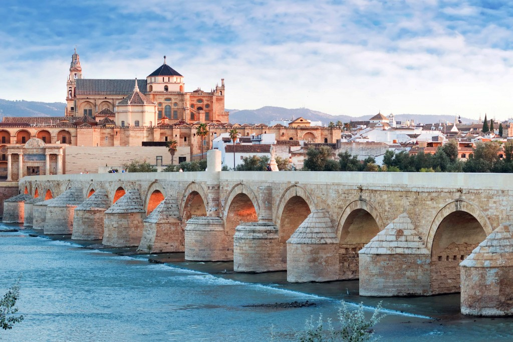 Game of Thrones - Roman bridge of Córdoba, Spain | MarinaReservation.com