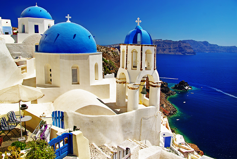 Santorini | Greece | MarinaReservation.com