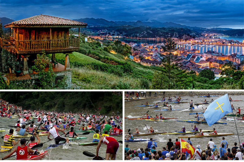 Feast of the Sella River, Ribadesella | Book a berth with MarinaReservation.com