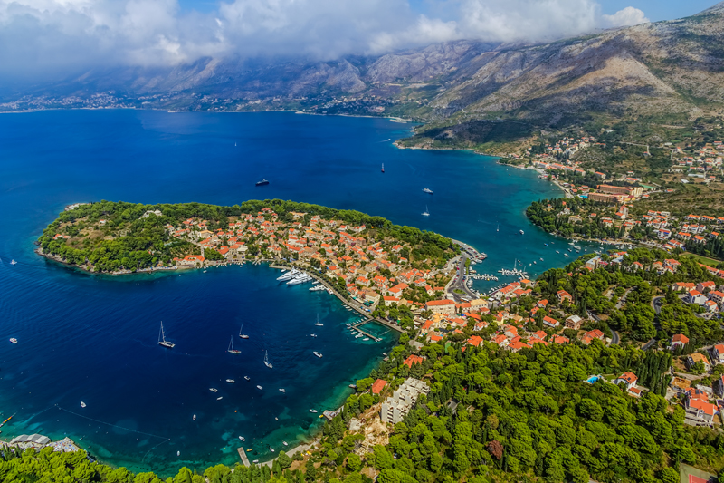 Book a berth in Cavtat, Croatia | MarinaReservation.com