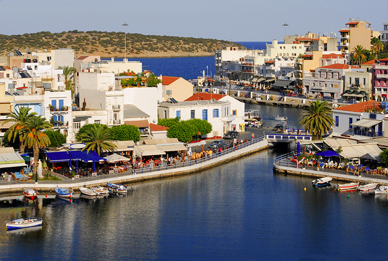 Greece,Crete, Agios Nikolaos res