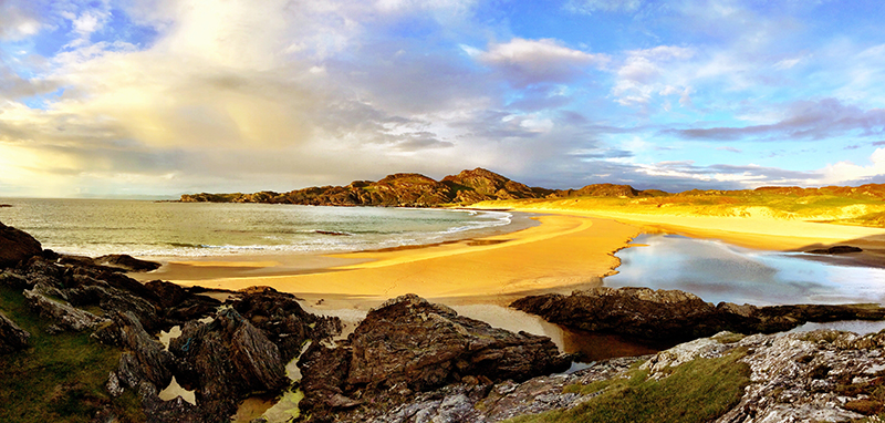 Isle of Colonsay beach res