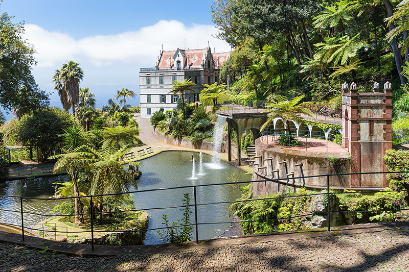 Funchal Madeira island res