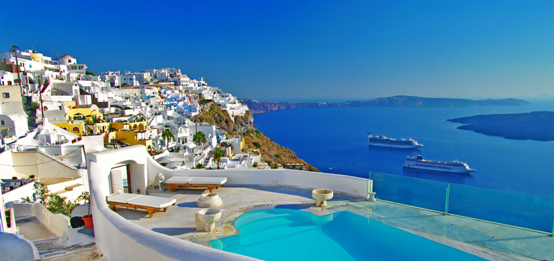 Book a berth in Santorini, Greece