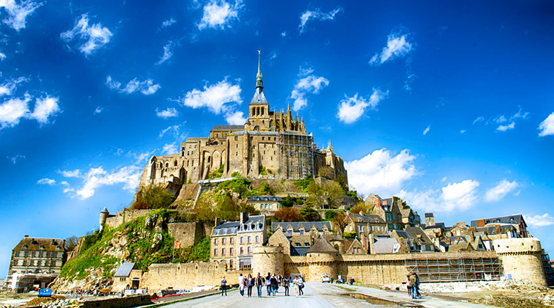 Le-Mont-Saint-Michel res