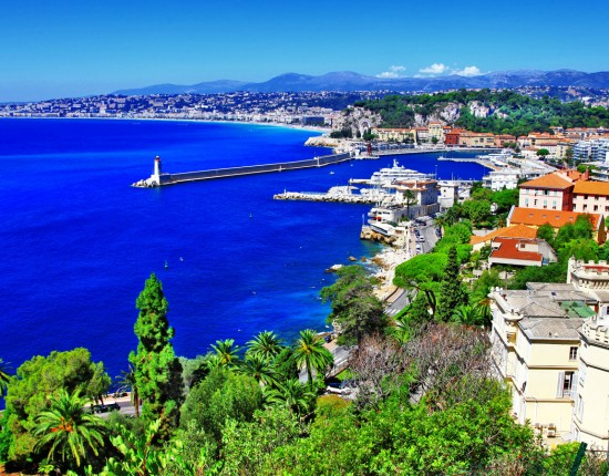 Nice's Best Marinas and Ports around Port de Nice
