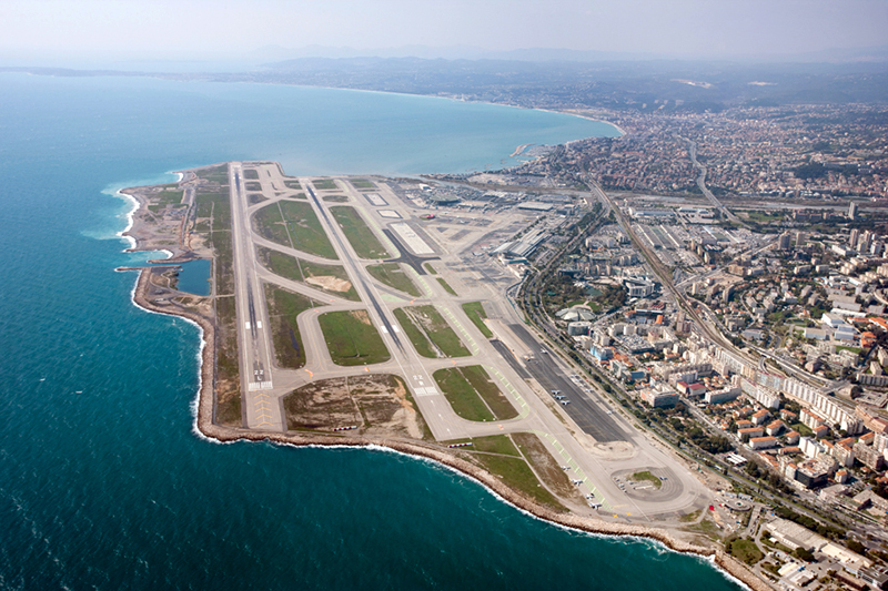 Nice Côte d'Azur International Airport | MarinaReservation.com