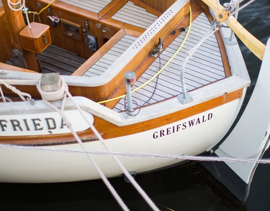 Boat and yacht names
