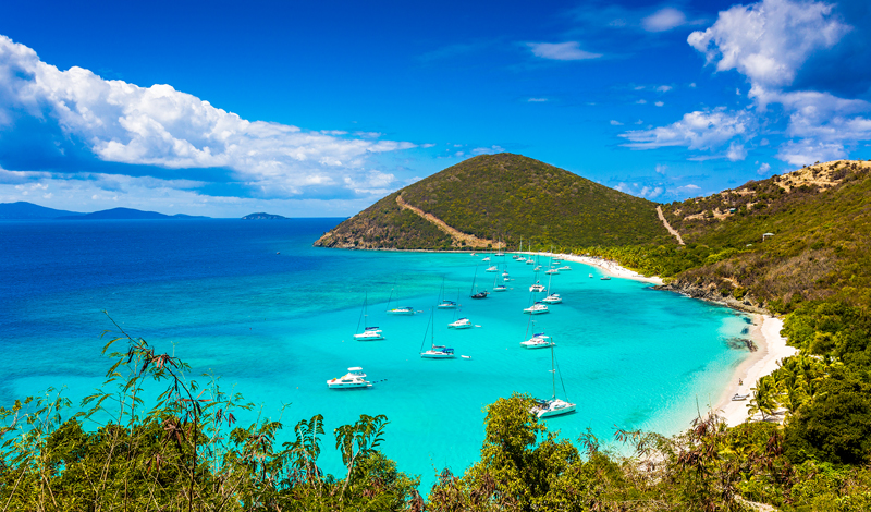 plan a trip to British Virgin Islands