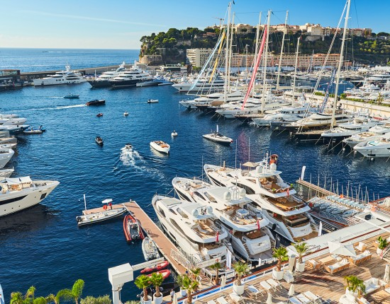 best marinas for superyachts and megayachts