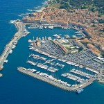 Port de Saint Tropez marina reservation