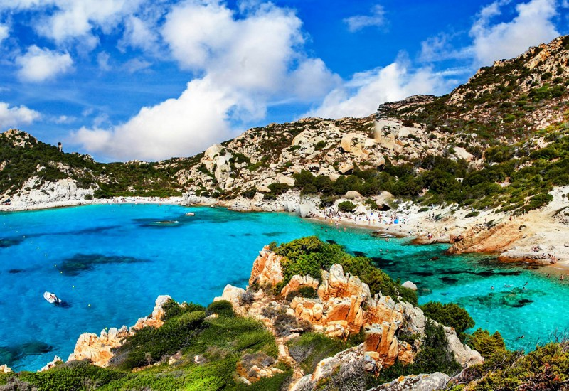 Best marinas in Sardinia