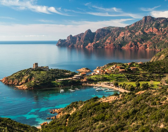 The 10 best marinas in Corsica