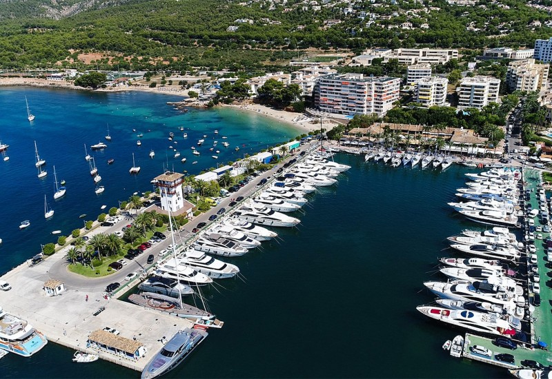 Top 3 SUPERYACHT MARINAS IN MALLORCA