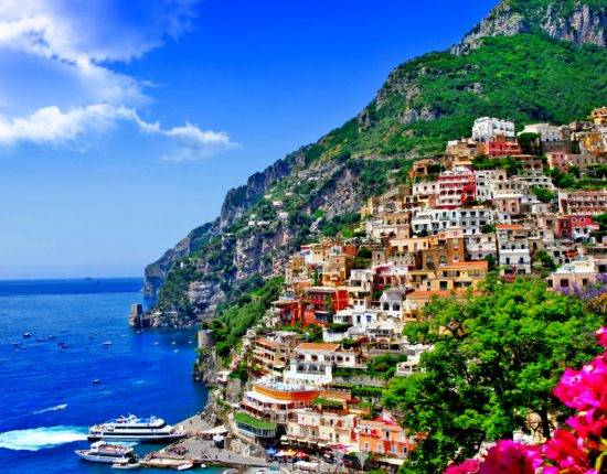 Best Amalfi Marinas