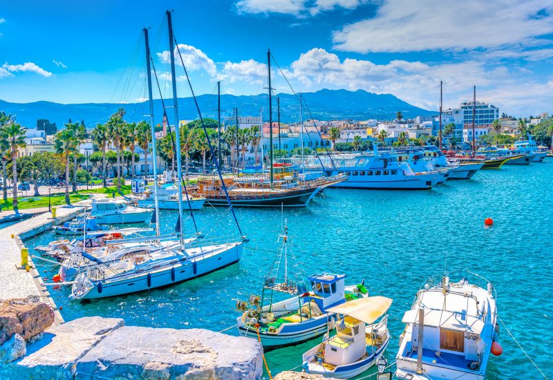 best marinas in Greece
