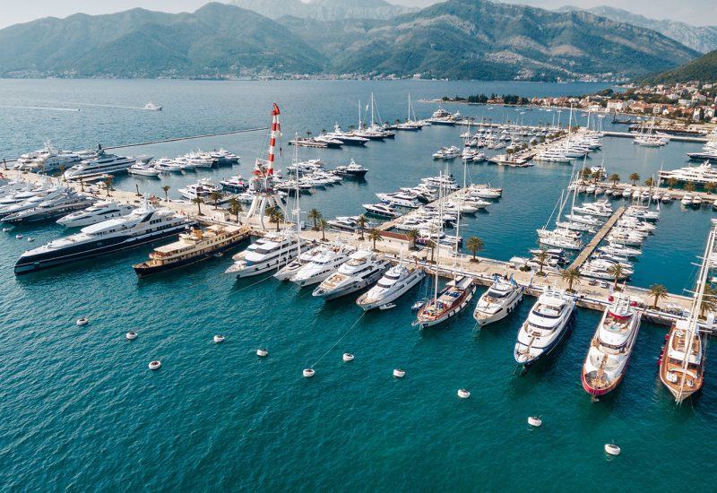 Top largest marinas in the world