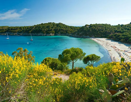 The Best Mediterranean Anchorages