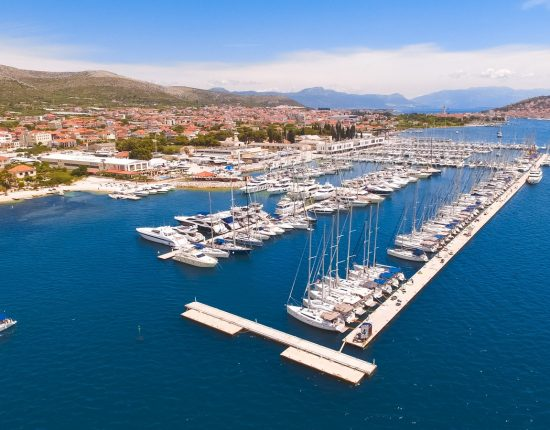 the cheapest croatian marinas for wintering