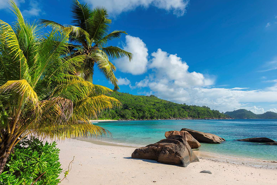 Seychelles​ sailing destination