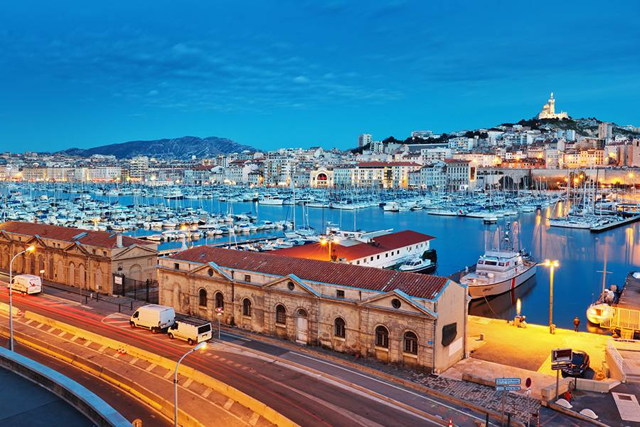 french riviera sailing destination