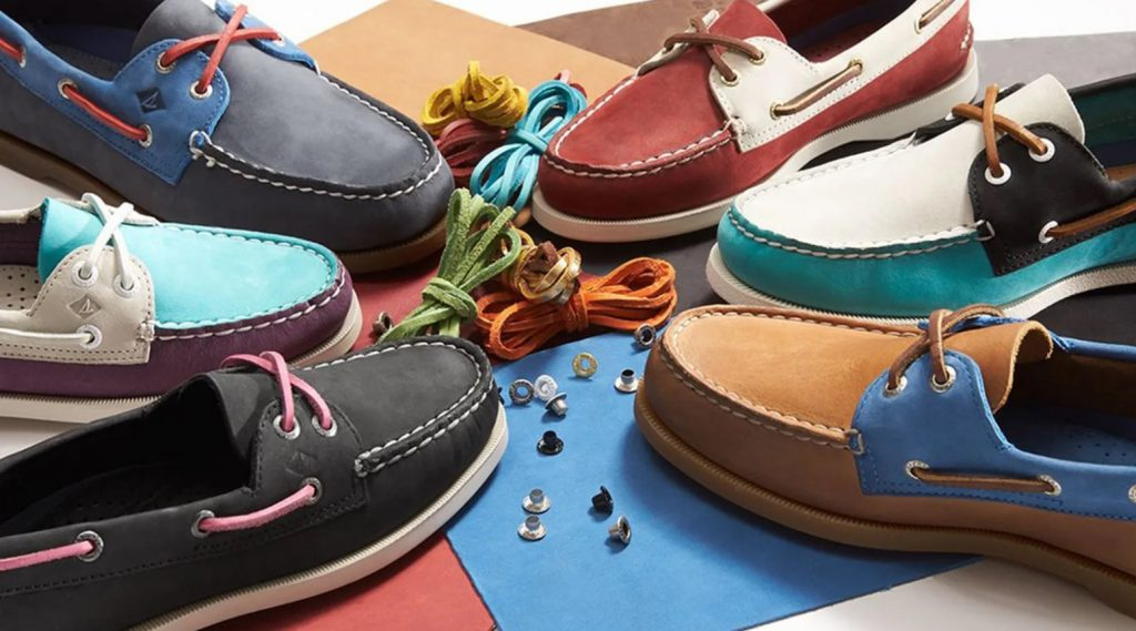 sperry sailing brand