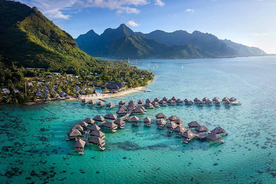 tahiti sailing destination