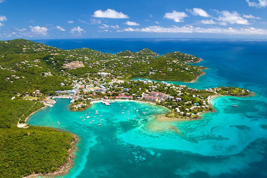 windward islands sailing destination