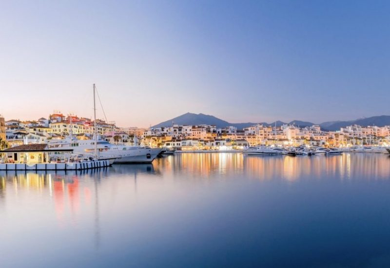 best marinas in Andalucia