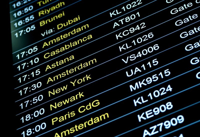 American Airlines cancelled and delayed flight refund
