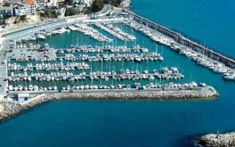 Club Nautic Garraf  Marina