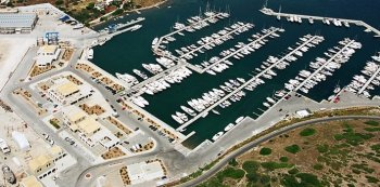 Olympic Marina (near Lavrion)