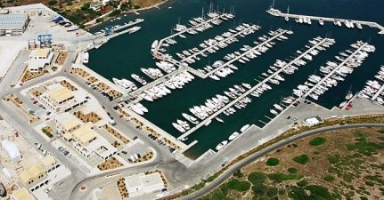 Olympic Marina (near Lavrion) Marina