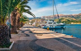 Nautical Club of Argostoli - Commercial Port Marina