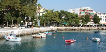 Corinth Harbour