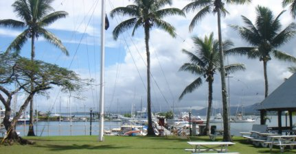 Royal Suva Yacht Club Marina