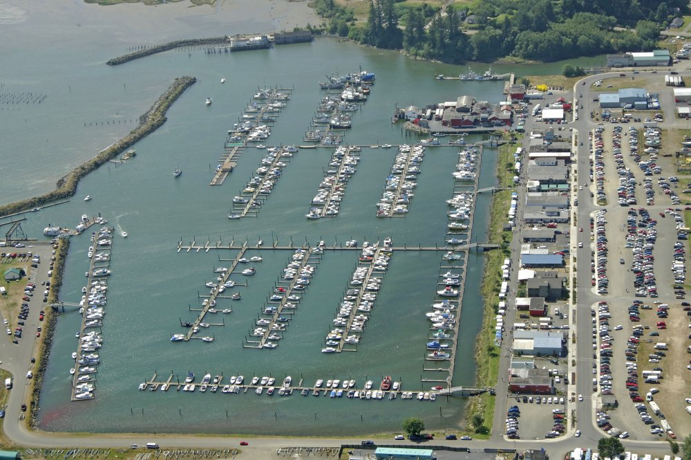Port of Ilwaco Marina