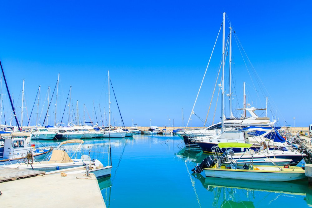 Latchi Harbour Marina