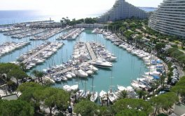 Baie Des Anges Marina