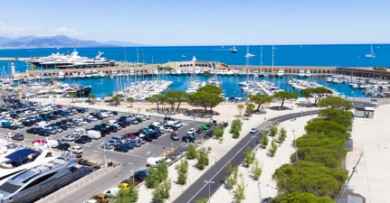Port Vauban Antibes Marina